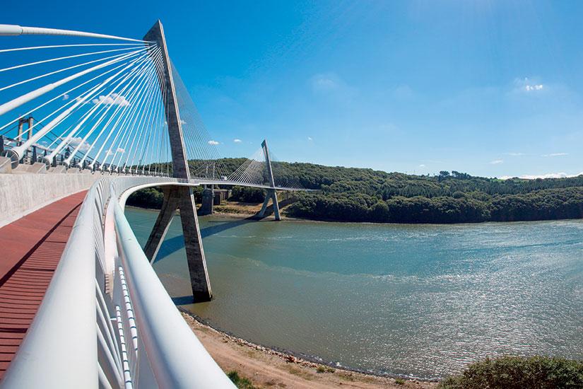 image France crozon pont terenez