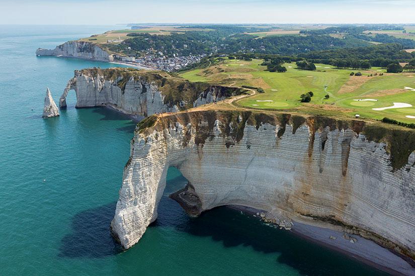 image France etretat falaise