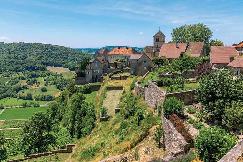 image France jura chateau chalon 01 is_592023628