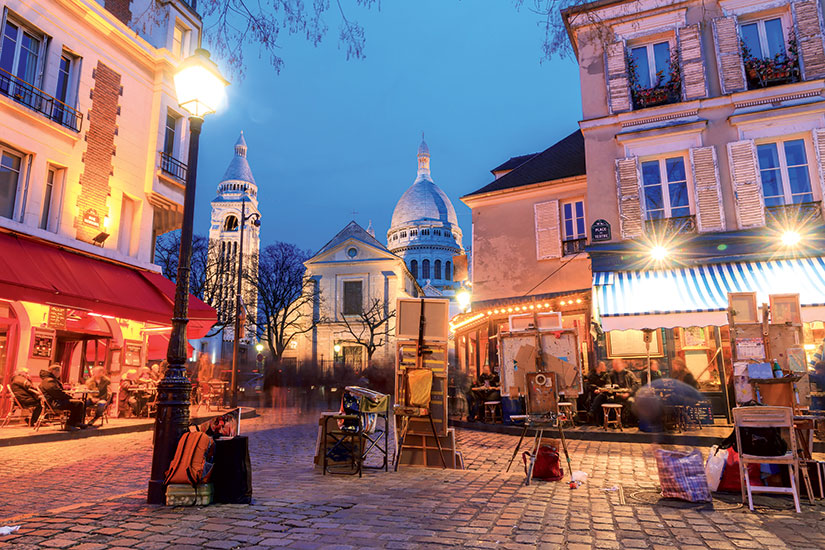 image France paris montmartre