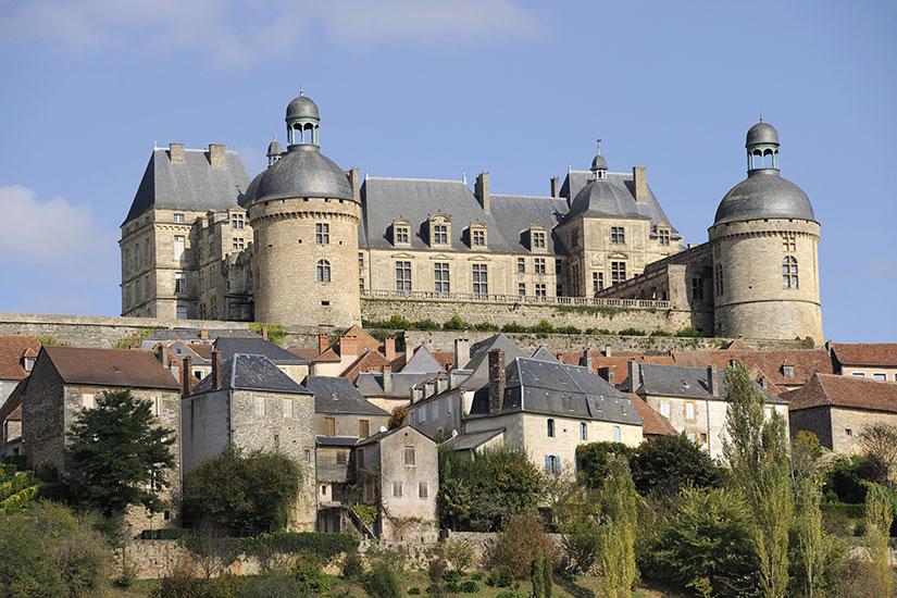 image France perigord chateau de hautefort it