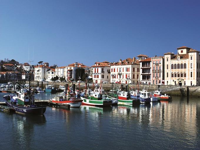 image France saint jean de luz port