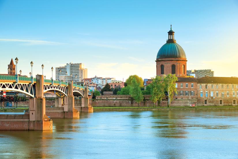 image France toulouse pont fleuve ville 39 as_88349846