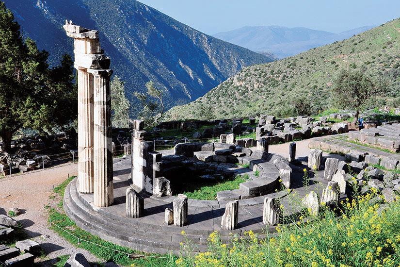 Circuit Trésors de la Grèce Antique - 1