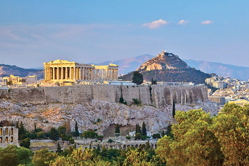 image Grece Athenes Acropole  fo