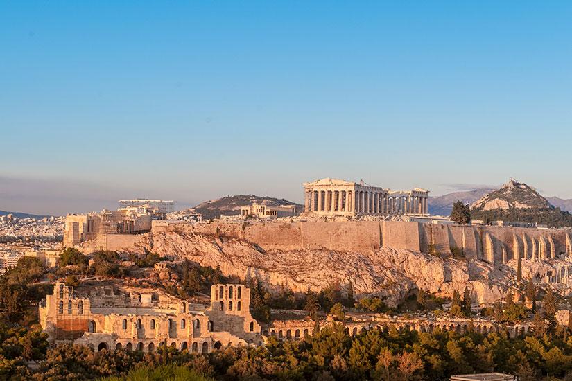 image Grece Athenes Acropole Parthenon  it