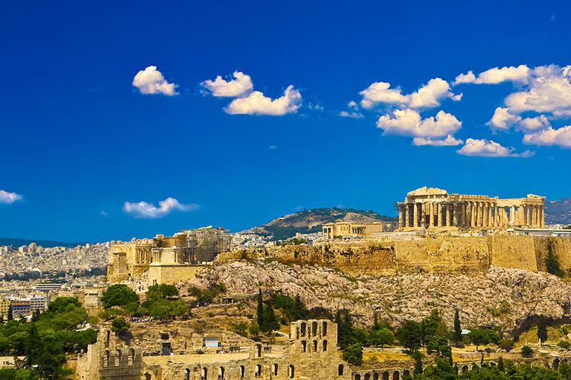 image Grece Athenes Acropolis  fo