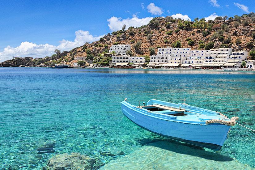 image Grece Crete Loutro  it