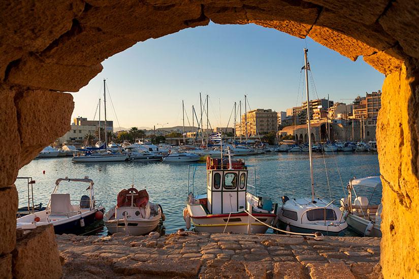 image Grece Crete Marina  it