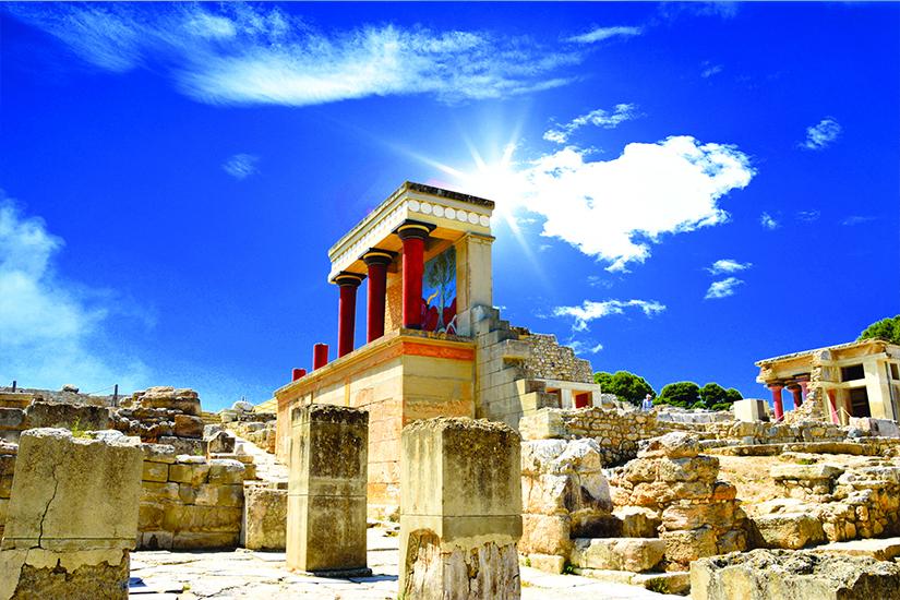 image Grece Knossos
