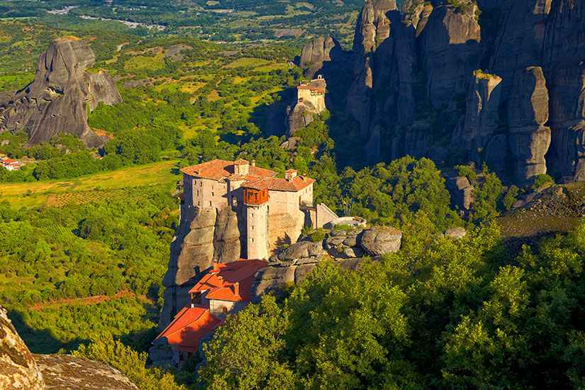 image Grece Meteora monastere  fo