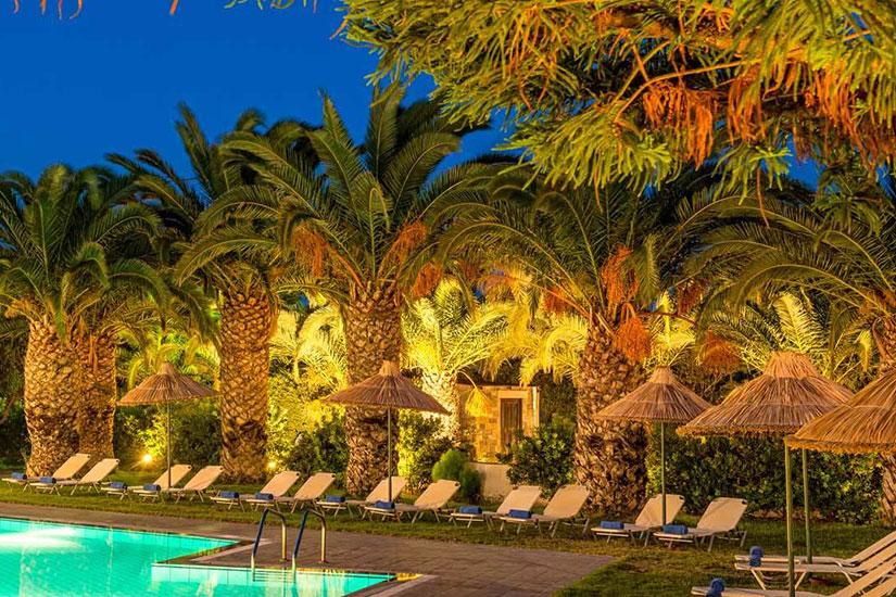 image Grece hotel hersonissos maris piscine