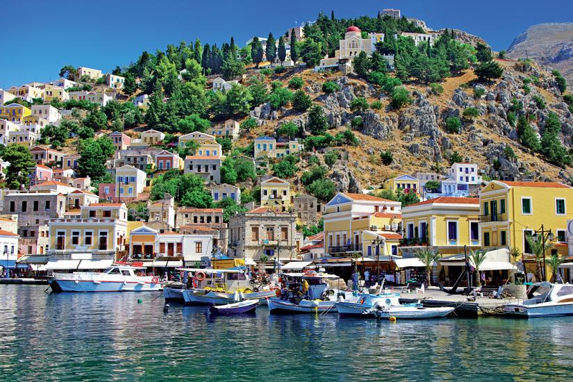 image Grece ile symi picturale petits ports grecs 57 fo_44177627