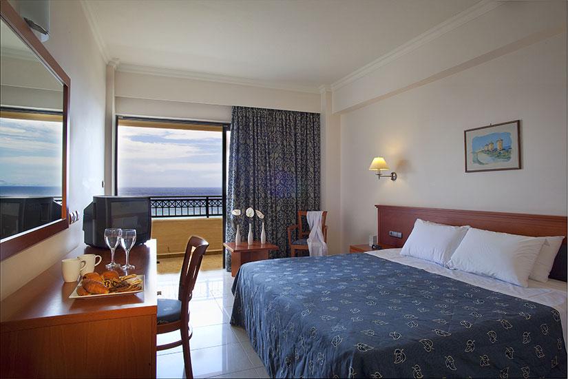 image Grece rhodes hotel smartline cosmopolitan chambre