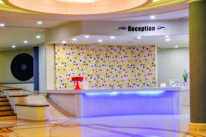 image Grece rhodes hotel smartline cosmopolitan hall