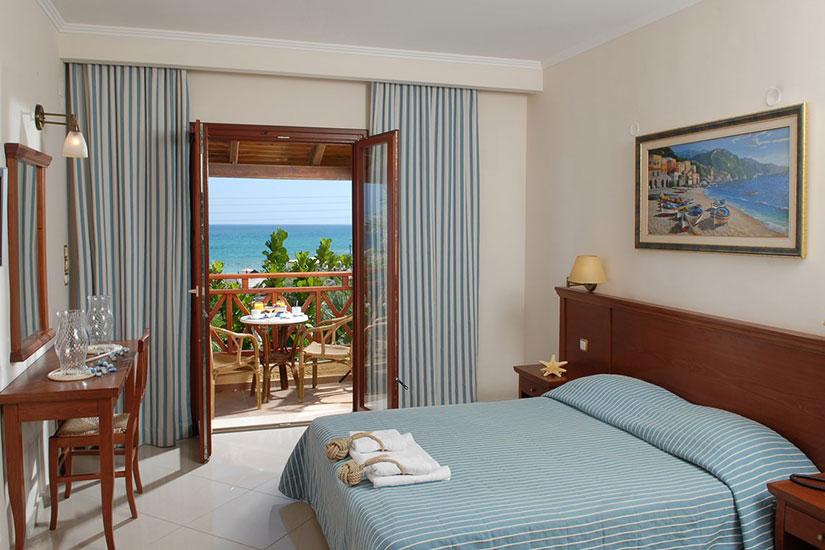 image Grece stalis hotel cactus beach chambre