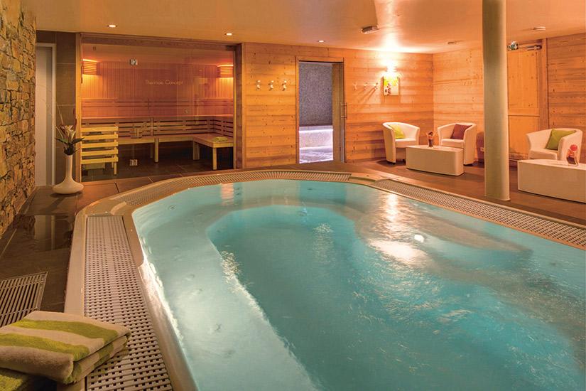 image Haute savoie morzine les alpes village club cap vacances piscine 22 hotel_257