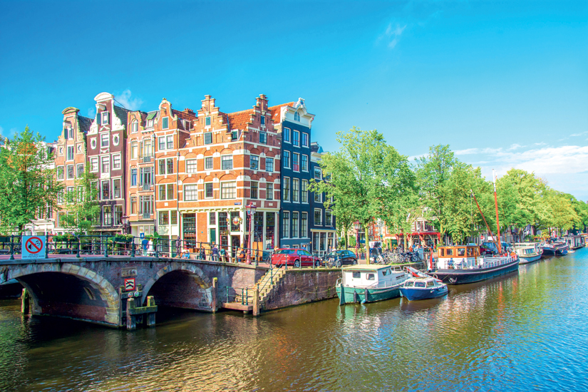 image Hollande amsterdam pays bas paysage 81 fo_99123407