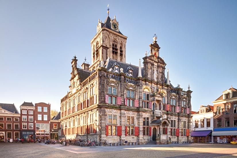 image Hollande delft hotel ville style renaissance 71 fo_53549653