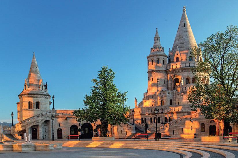 image Hongrie Budapest Bastillon des pecheurs  fo