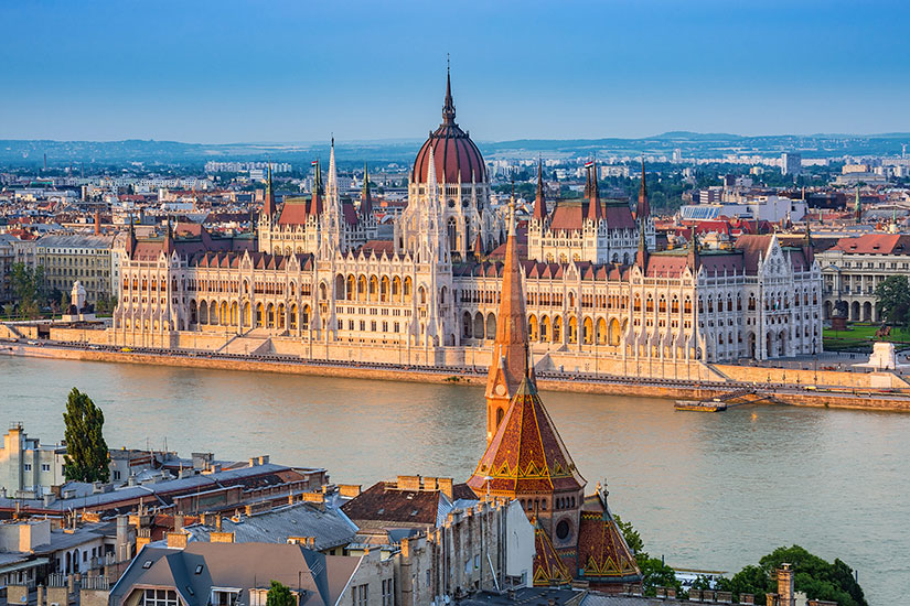 image Hongrie Budapest Parlement  fo