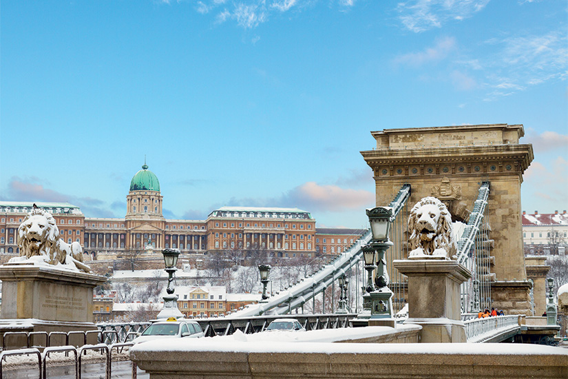 image Hongrie Budapest hiver 25 as_70435840