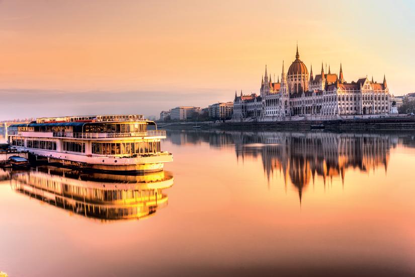 image Hongrie budapest parlement lever du soleil 51 as_96429677