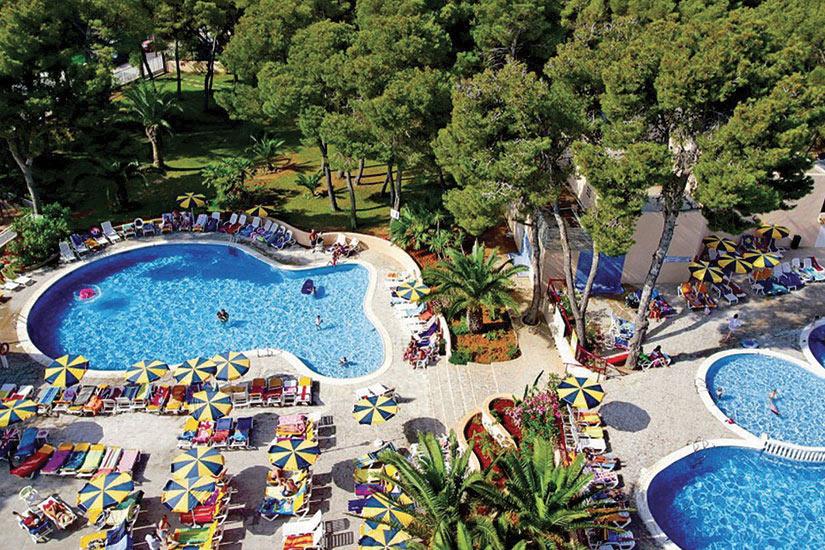 image Ibiza Es Cana Hotel Ereso piscine