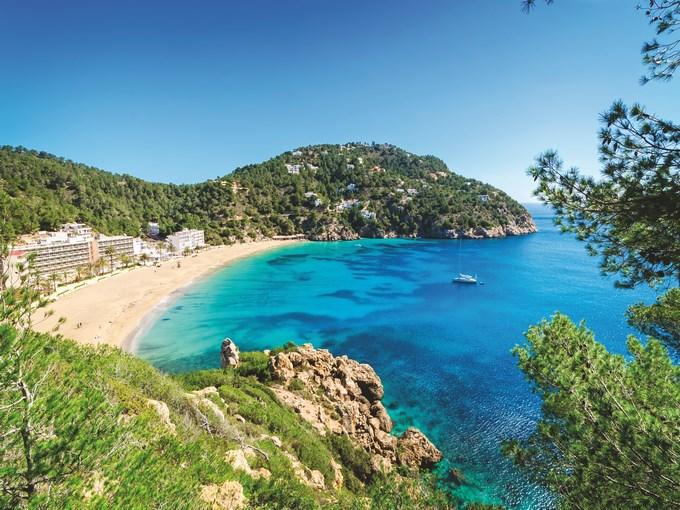 image Ibiza cala saint vincent