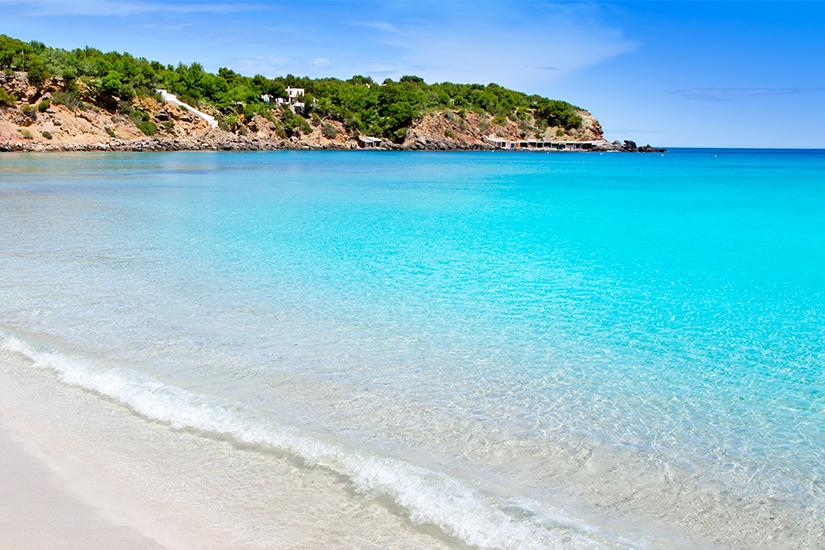 image Ibiza plage