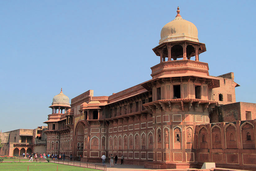 Circuit en inde tr sors des maharadjahs 16 jours for Architecture inde