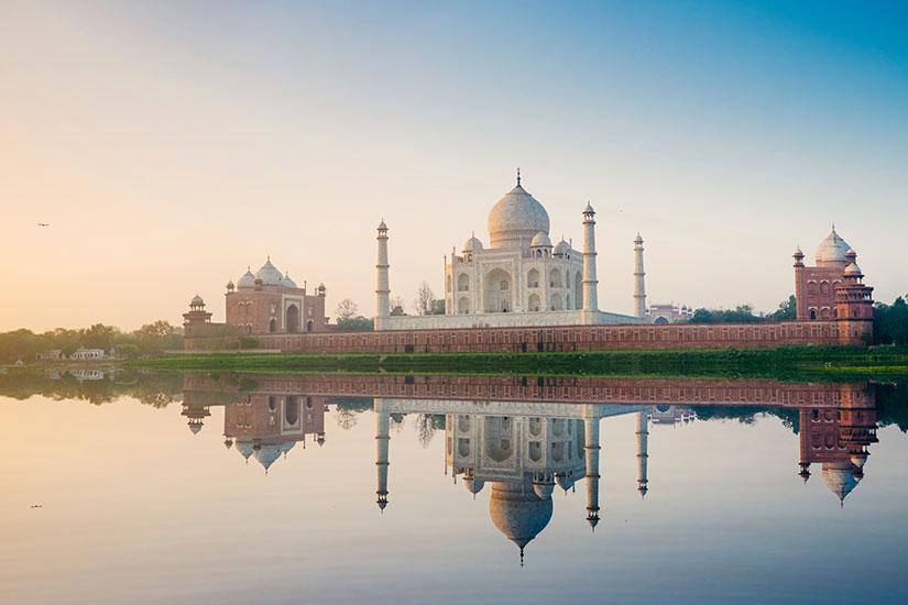image Inde Agra TAj Mahal  it