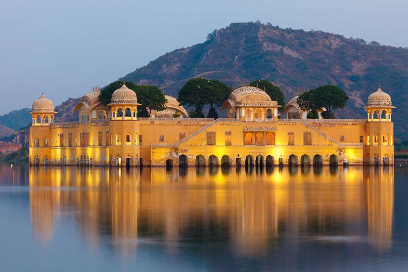 image Inde Jaipur Jal Mahal Palace  it