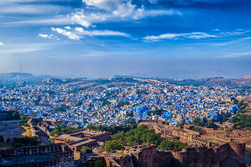 image Inde Jodhpur Panorama  it