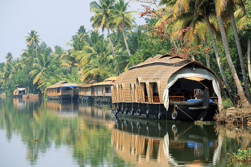image Inde Kumarakom backwaters  it