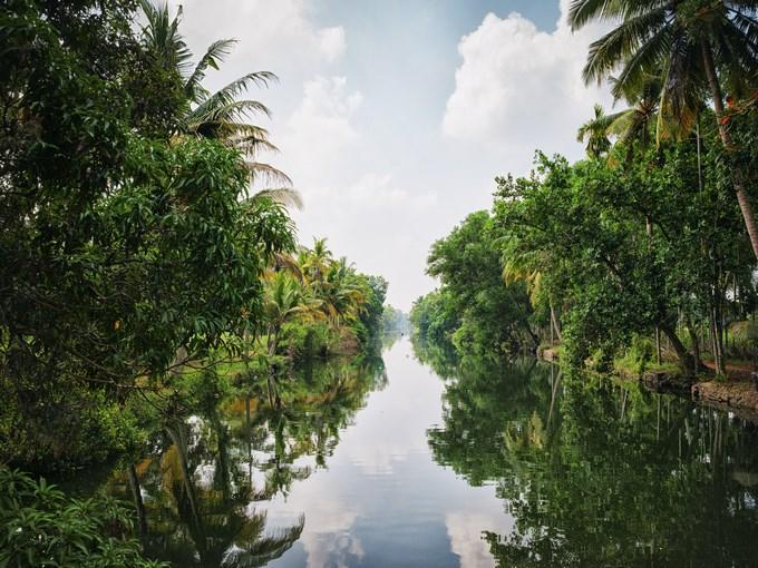 image Inde backwaters
