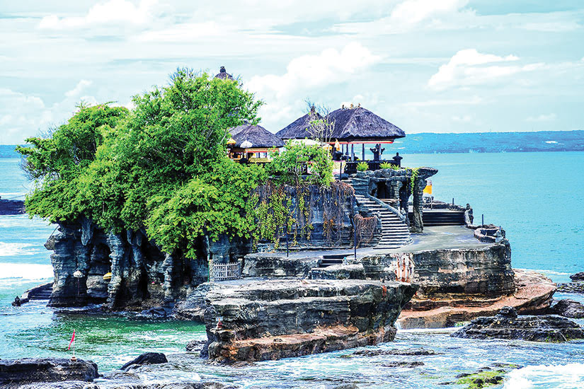 image Indonesie Bali Tanah Lot  fo