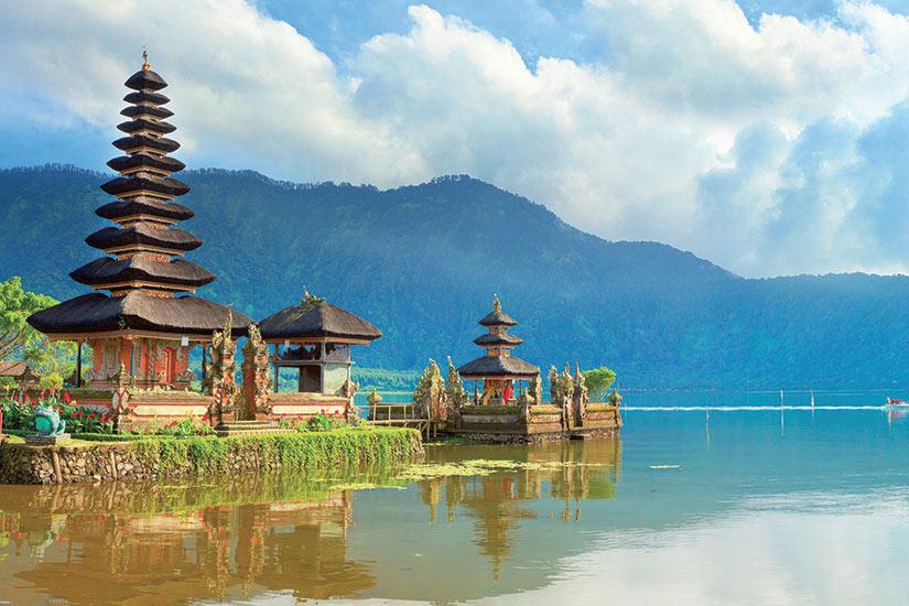 image Indonesie Bali Temple Ulun Danu  fo