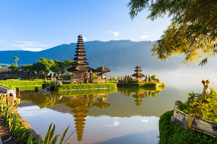 image Indonesie Bali Temple Ulun Danu Bratan  it