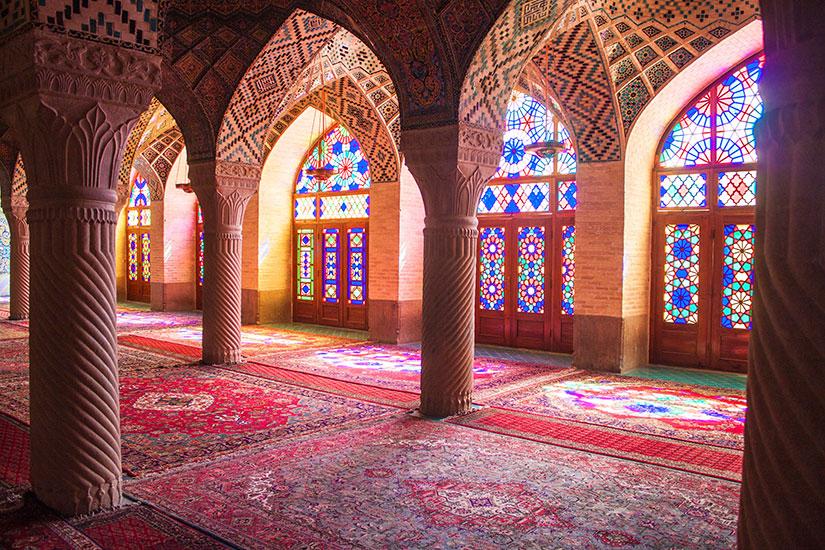 image Iran Mosquee Nasir al Mulk  it