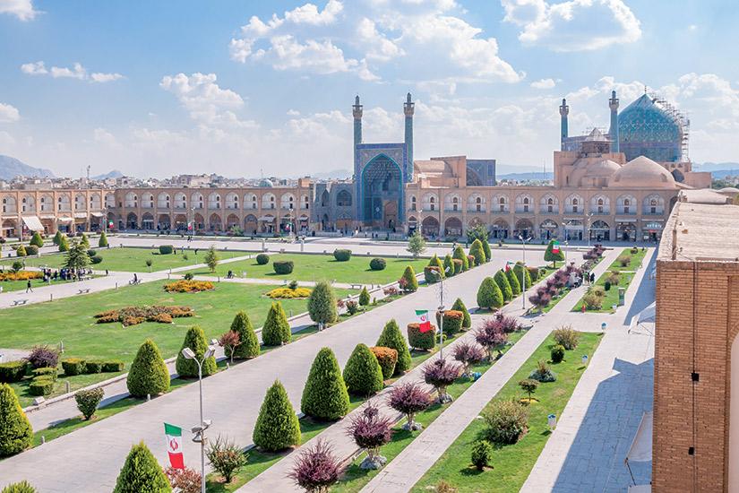image Iran ispahan  fo