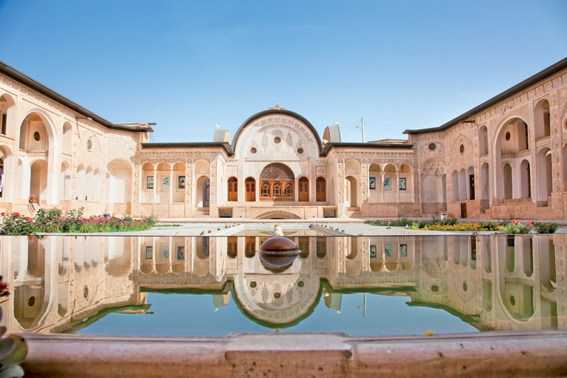 image Iran kashan khan e tabatabei maison historique 50 fo_37457980