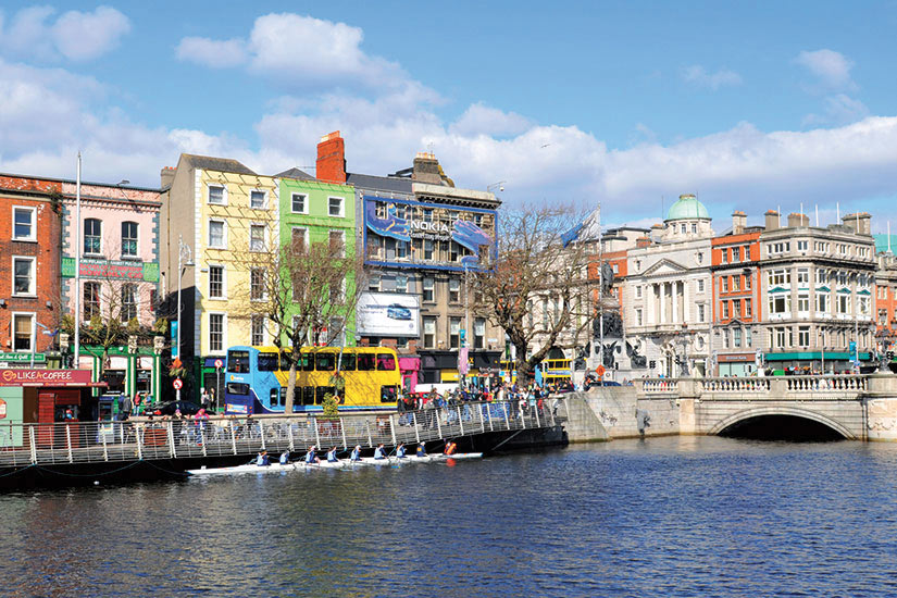 image Irlande Dublin  fo