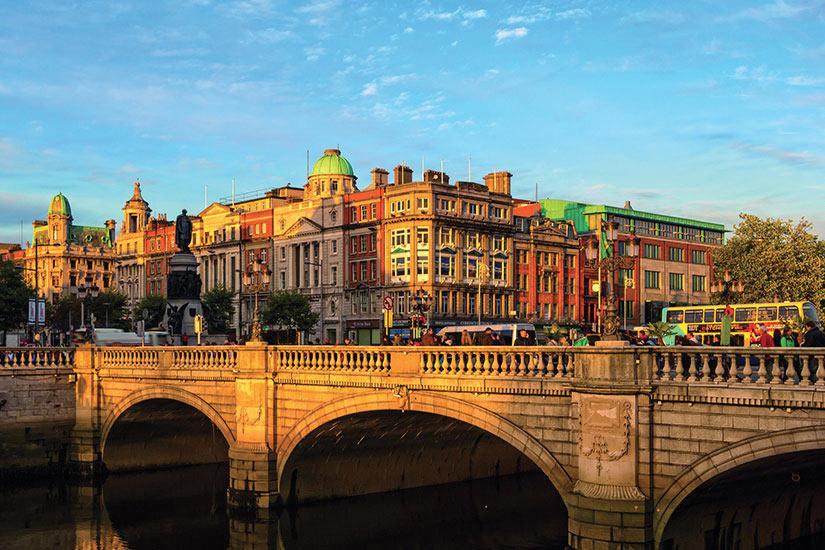 image Irlande Dublin Rue O Connell  fo
