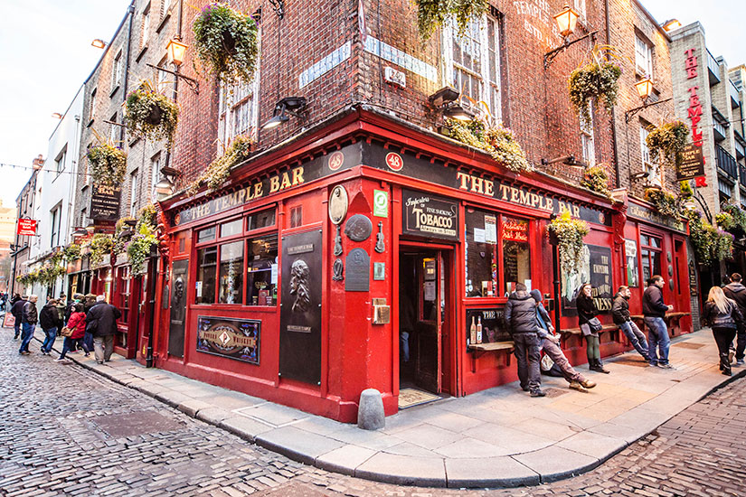 image Irlande Dublin Temple Bar  it