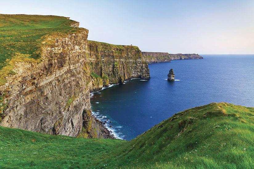 image Irlande Moher Prairies a Cliffs  fo