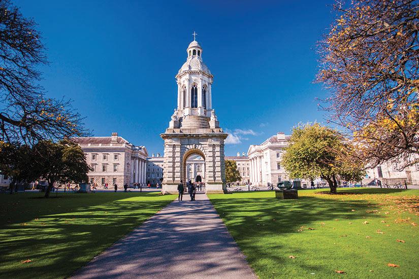 image Irlande Trinity College  fo