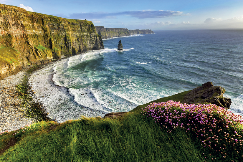 image Irlande co clare falaises moher coucher soleil 28 as_114730927