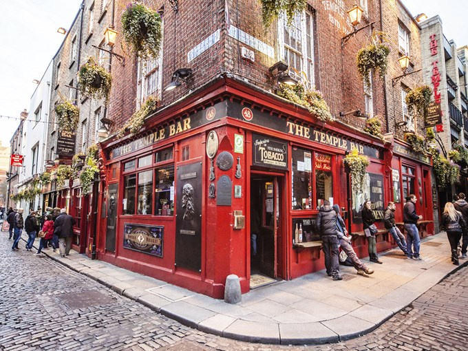 image Irlande dublin temple bar
