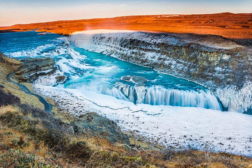 image Islande Chutes Gullfoss  it